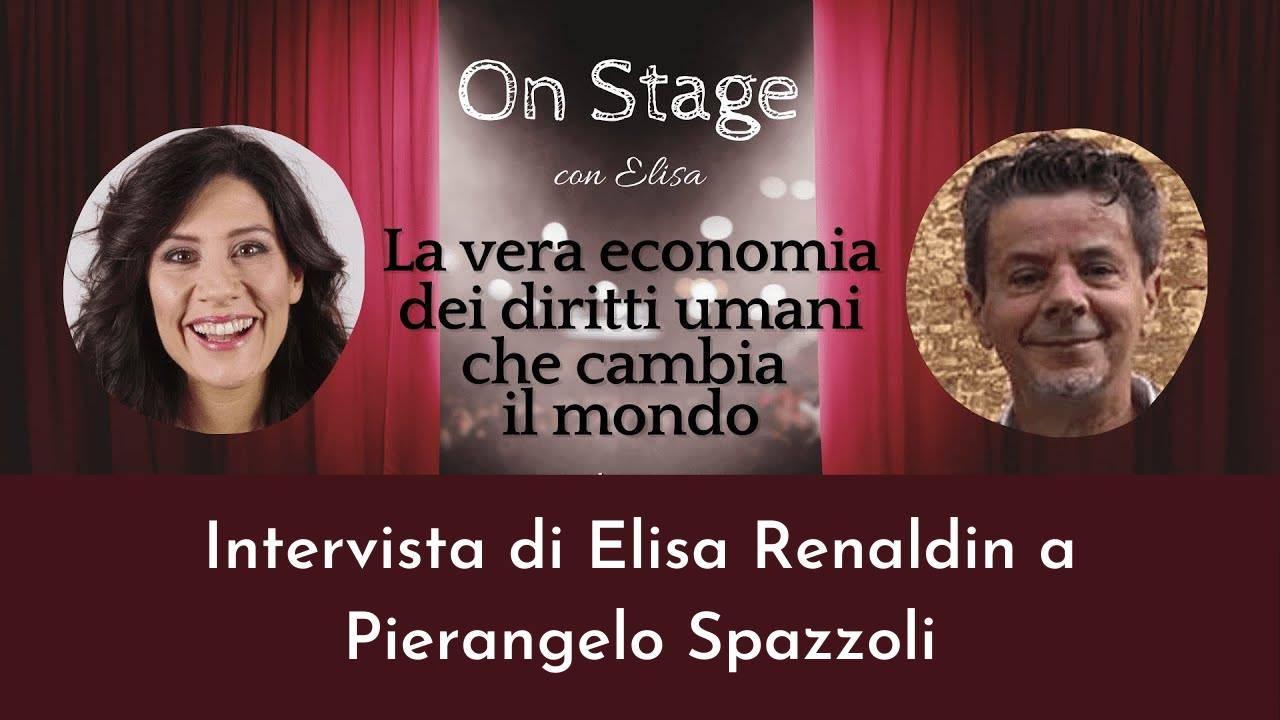 Elisa Renaldin intervista Pierangelo Spazzoli